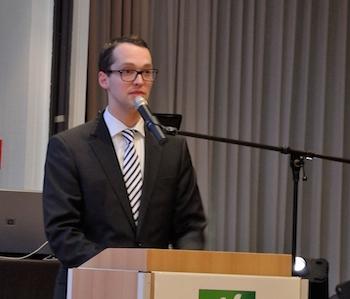 Der Stadtrat der Stadt Frankfurt am Main, Herr Jan Schneider